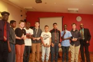 Criket Club Youth awards 397 r