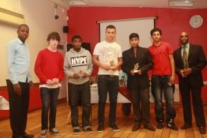 Criket Club Youth awards 415 r