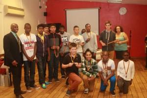 Criket Club Youth awards 454 r