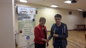sherrif of bristol with youth winner 2